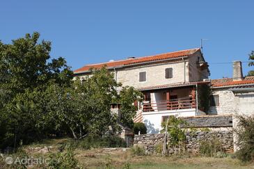 Meštri, Središnja Istra, Property 3380 - Apartments with sandy beach.