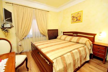 Pilkovići, Sypialnia w zakwaterowaniu typu room, air condition available, zwierzęta domowe są dozwolone i WiFi.