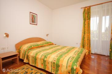Fažana, Bedroom in the room.