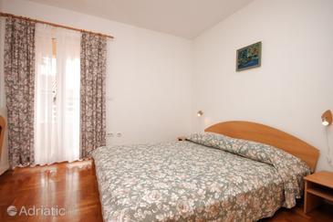 Fažana, Dormitor in the room.