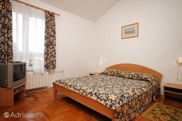 Fažana, Dormitor 1 in the room.