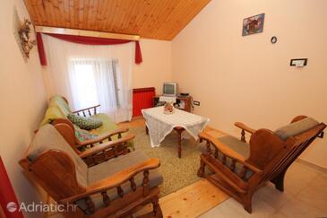 Šumber, Living room in the apartment, dopusteni kucni ljubimci i WIFI.