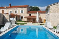 Family friendly house with a swimming pool Orihi (Središnja Istra) - 3415
