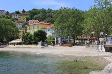 Ika, Opatija, Objekt 3426 - Ubytovanie blízko mora s kamienkovou plážou.