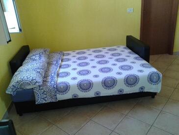 Brseč, Obývací pokoj v ubytování typu apartment, domácí mazlíčci povoleni a WiFi.