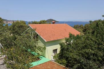 Kali, Ugljan, Objekt 344 - Ubytování v blízkosti moře s oblázkovou pláží.