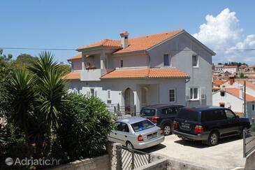 Mali Lošinj, Lošinj, Property 3443 - Apartments with pebble beach.