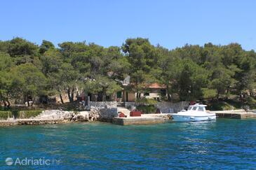 Lavdara, Dugi otok, Property 3454 - Apartments by the sea.