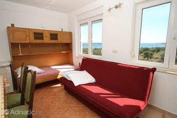 Kraj, Living room in the apartment, (pet friendly) and WiFi.