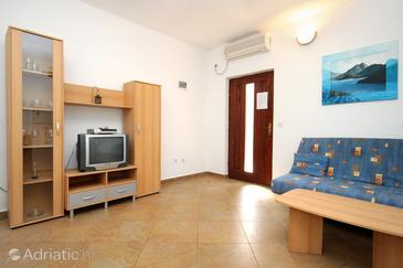 Molunat, Гостиная в размещении типа apartment, доступный кондиционер, Домашние животные допускаются и WiFi.