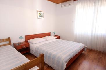 Mandre, Спальня в размещении типа room, доступный кондиционер и WiFi.