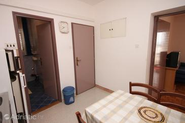 Sveti Petar, Dining room in the apartment, air condition available, (pet friendly) and WiFi.