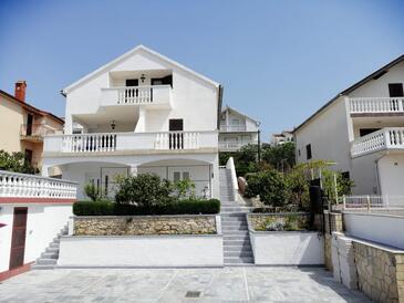 Sveti Petar, Biograd, Property 356 - Apartments with pebble beach.