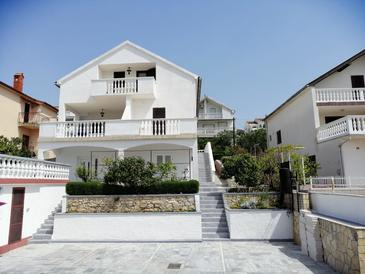 Sveti Petar, Biograd, Property 356 - Apartments with pebble beach.