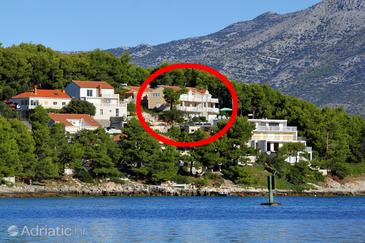 Lumbarda, Korčula, Property 3560 - Apartments and Rooms by the sea.