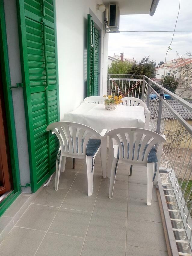 Ferienwohnung im Ort Turanj (Biograd), Kapazität 6+2 (1557885), Turanj, , Dalmatien, Kroatien, Bild 15