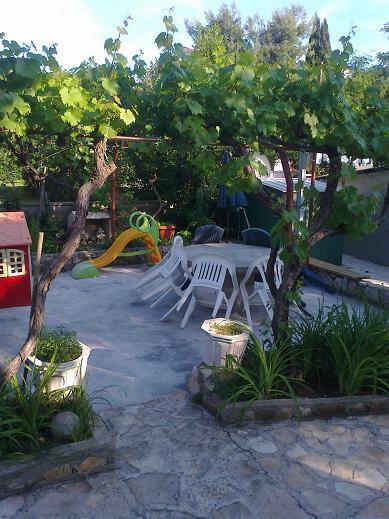 Ferienwohnung im Ort Turanj (Biograd), Kapazität 6+2 (1557885), Turanj, , Dalmatien, Kroatien, Bild 19