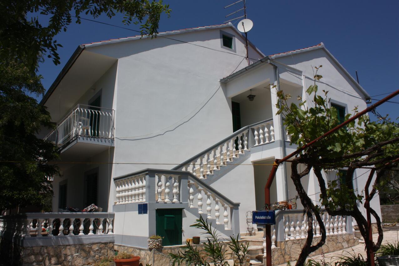 Ferienwohnung im Ort Turanj (Biograd), Kapazität 6+2 (1557885), Turanj, , Dalmatien, Kroatien, Bild 17