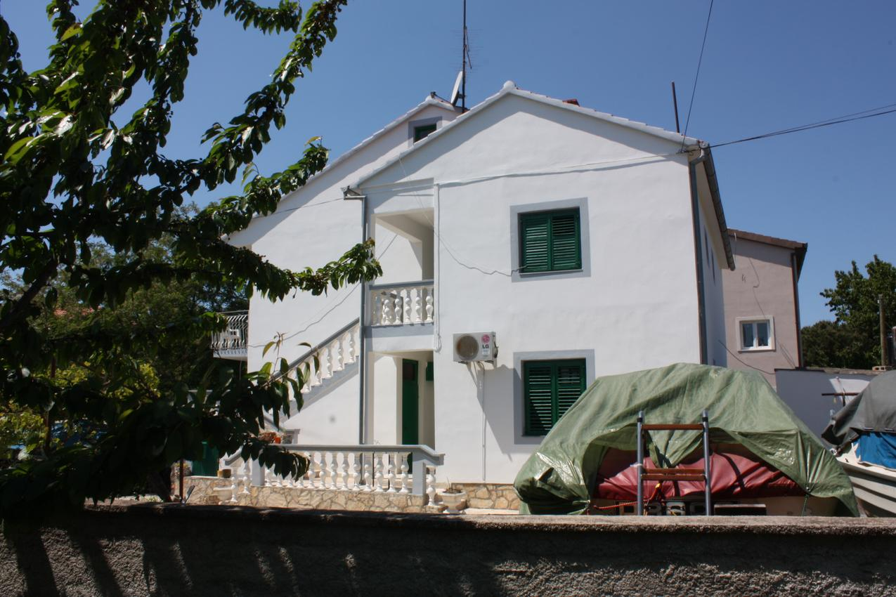 Ferienwohnung im Ort Turanj (Biograd), Kapazität 6+2 (1557885), Turanj, , Dalmatien, Kroatien, Bild 18