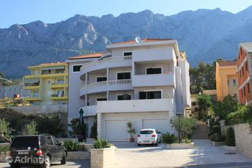 Makarska, Makarska, Property 3751 - Apartments with pebble beach.