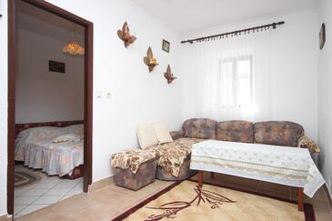 Stivan, Obývacia izba v ubytovacej jednotke apartment, WIFI.