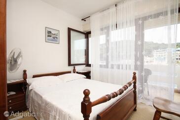 Božava, Bedroom in the room.