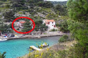Seaside secluded apartments Cove Dumboka, Dugi otok - 395