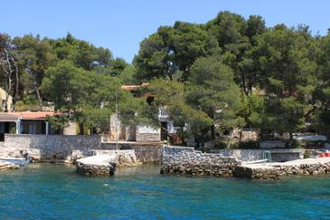 Lavdara, Dugi otok, Property 396 - Vacation Rentals by the sea.