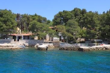 Lavdara, Dugi otok, Obiekt 396 - Willa przy morzu.