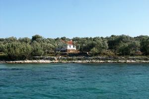 Secluded fisherman's cottage Krknata, Dugi otok - 397