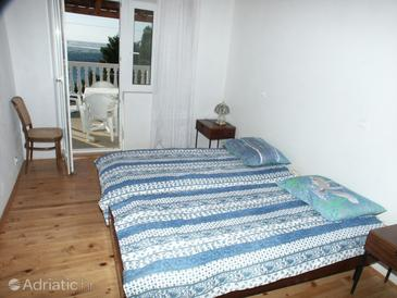 Saplunara, Bedroom in the room.