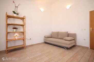 Hvar, Sala de estar in the apartment, WiFi.