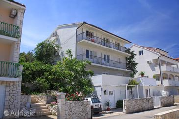 Hvar, Hvar, Propiedad 4004 - Apartamentos with pebble beach.