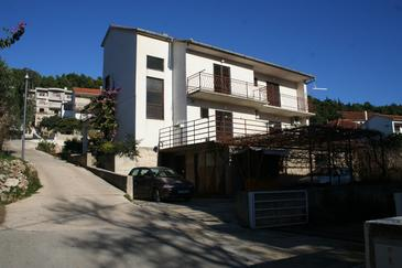 Jelsa, Hvar, Property 4007 - Apartments with pebble beach.