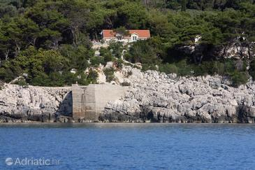 Saplunara, Mljet, Property 401 - Rooms by the sea.