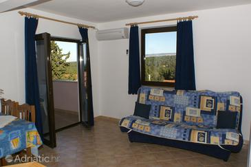 Stari Grad, Living room in the apartment, dostupna klima i WIFI.