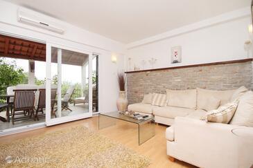 Stari Grad, Гостиная в размещении типа apartment, доступный кондиционер, Домашние животные допускаются и WiFi.