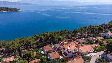 Jelsa, Hvar, Объект 4017 - Апартаменты вблизи моря.