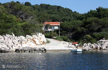 Saplunara, Mljet, Property 402 - Apartments by the sea.