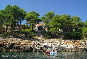 Mudri Dolac, Hvar, Property 4026 - Apartments by the sea.
