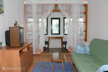 Sućuraj, Living room in the house.