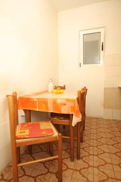 Smokvina, Jídelna v ubytování typu apartment, domácí mazlíčci povoleni.