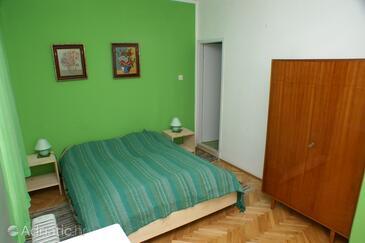 Jelsa, Ložnice v ubytování typu room, WiFi.