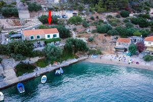 Seaside secluded apartments Cove Torac bay - Torac (Hvar) - 4044