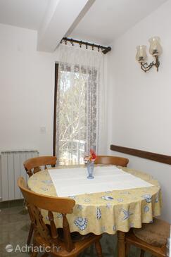 Stara Novalja, Eetkamer in the apartment, WiFi.