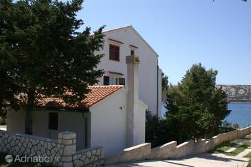 Stara Novalja, Pag, Objekt 4056 - Ubytování v blízkosti moře.