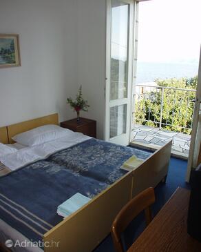 Kozarica, Bedroom in the room.