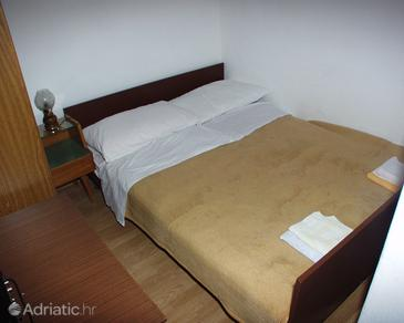 Kozarica, Bedroom in the room.