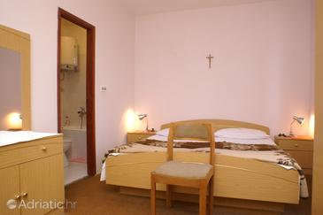 Mulobedanj, Ložnice v ubytování typu room, s klimatizací a WiFi.