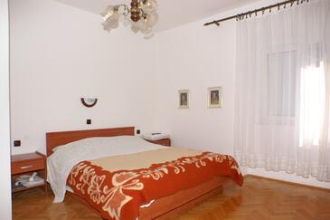 Novalja, Sypialnia w zakwaterowaniu typu room, WIFI.